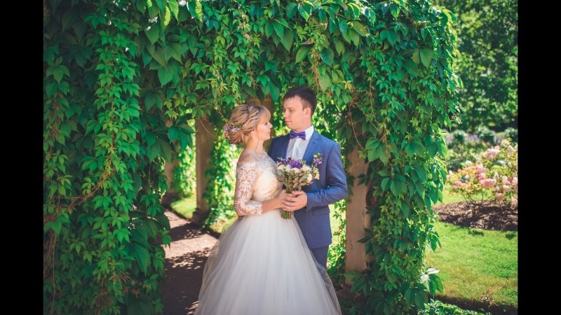 Свадьба Ивана и Ольги 16 августа 2018г.