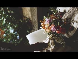 Moody Elegance Wedding Inspiration from Leslie Herring Events