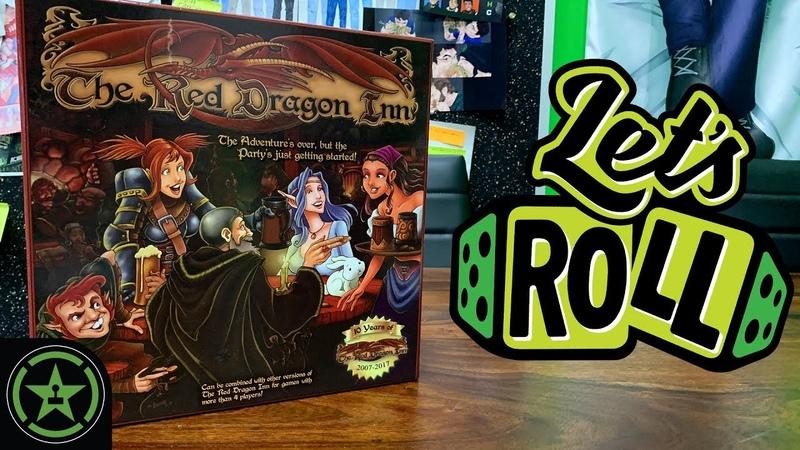 Gulps Gerki - The Red Dragon Inn (Pt 1) - Let's Roll