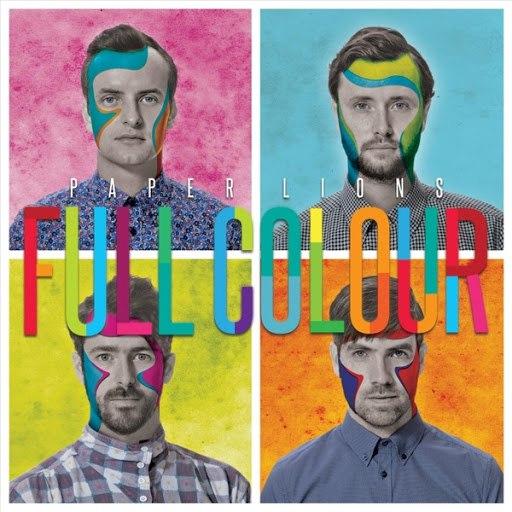 Paper Lions альбом Full Colour (Deluxe Version)