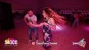 Andrey Bryuhovskih and Elizaveta Carracedo Salsa Dancing at Rostov For Fun Fest 2018, Sun 04.11.2018