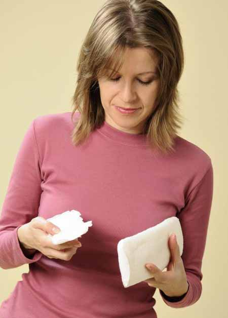 Сильное кровотечение, которое происходит между периодами, должно быть оценено доктором.