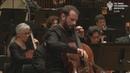 IPO with conductor Dmitri Jurowski cellist Boris Andrianov 18.1.18