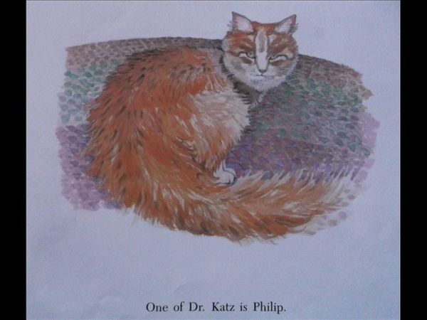 A Visit from Dr. Katz by Ursula K. Le Guin Ann Barrow