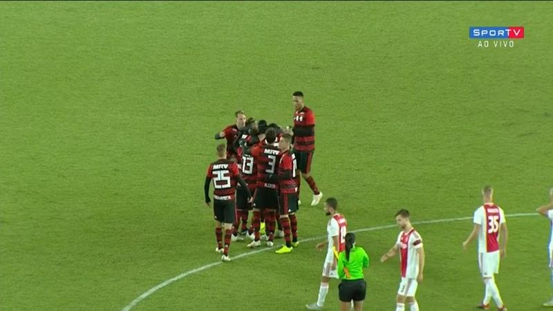 Ajax 3 x 4 Flamengo ~ DISPUTA DE PÊNALTIS COMPLETA Florida Cup 2019