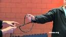 Tying up, Shibari Jutsu, with a Kusarigama chain - Ninjutsu weapons technique - AKBAN