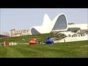Bakı Heydər Əliyev Mərkəzi Baku Heydar Aliyev Center