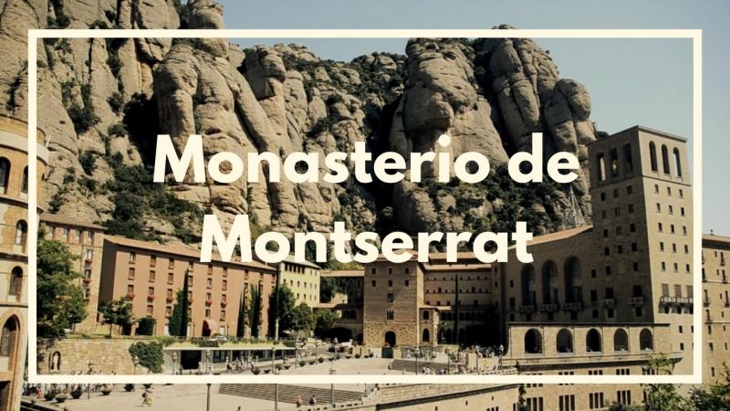 Monasterio de Montserrat / Монастырь Монтсеррат