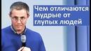 Чем отличаются мудрые от глупых людей - Александр Шевченко