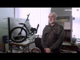 Репортаж АвтоВести (2016 г.) о мотор-колесе Дуюнова и технологии