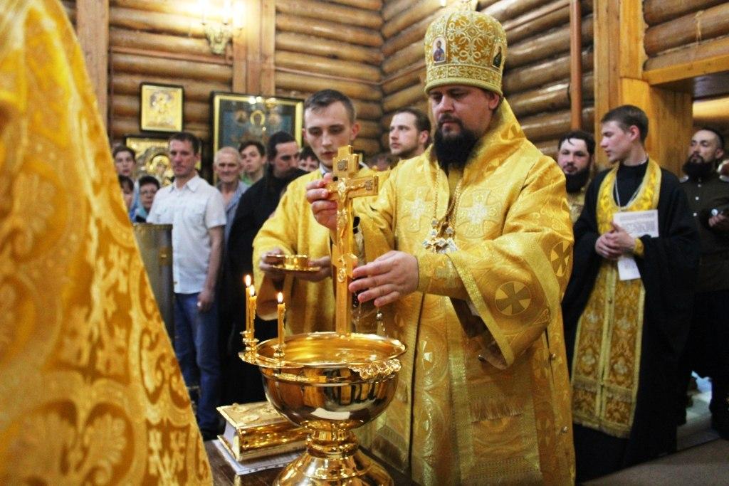 Икона Божией матери Албазинская начала своё шествие по приделам Еврейской автономии