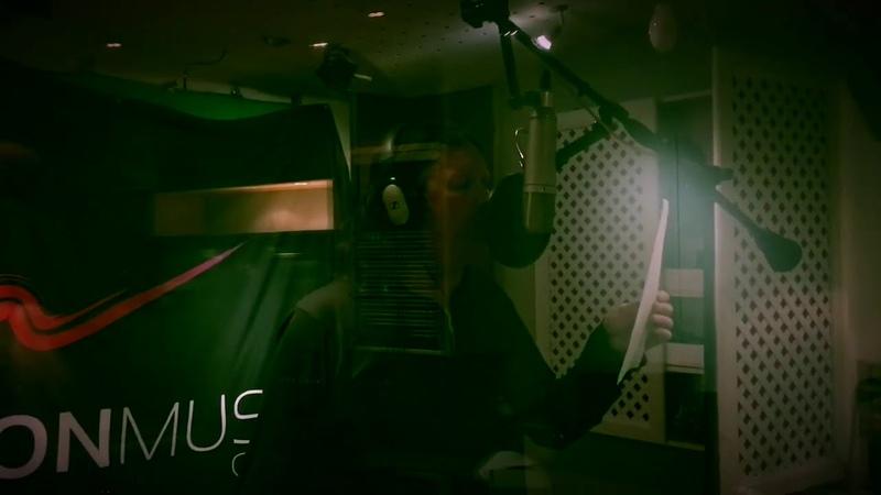 JOHN NORUM working at his new solo album, October 2017
