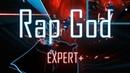 Beat Saber Rap God Eminem Expert