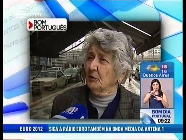 Bom Português - 28 de junho 2012 (Setembro ou setembro)