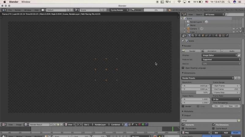 Гоша Дударь Blender 3D моделирование Урок 10 Работа с материалами и рендеринг объектов