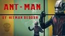 The Astonishing Ant man cosplay fun scene