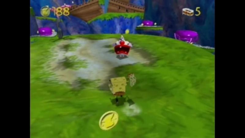 [ShadowBMX] Обзор игры SpongeBob Revenge of the Flying Dutchman