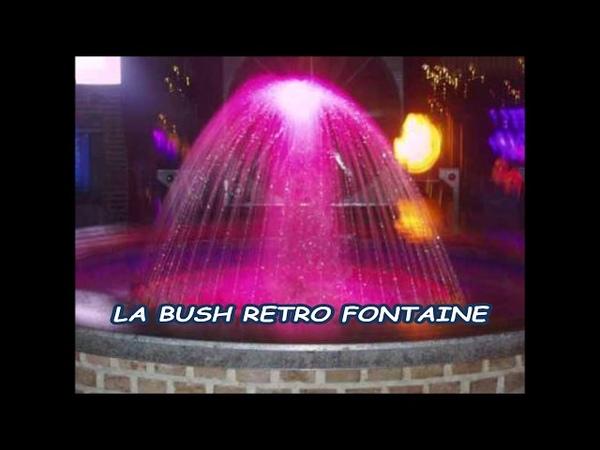 LA BUSH RETRO FONTAINE - MIX LORAN 2