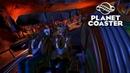 Planet Coaster - Строим свой парк аттракционов! 1