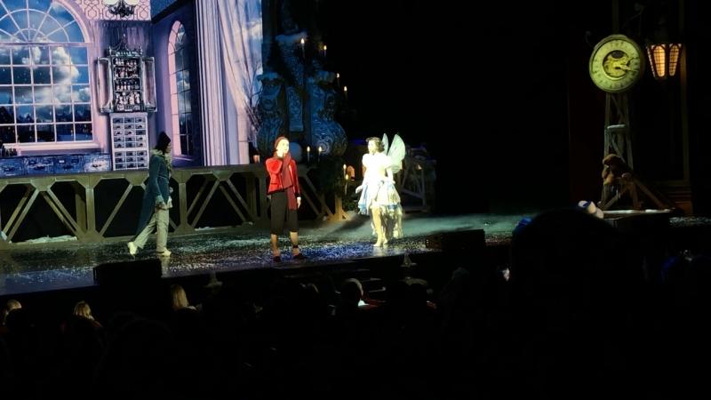 Антон Авдеев и Алина Атласова «Прощание Оскара и Пэгги» (мюзикл «Оскар и Розовая Дама»)