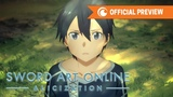 Sword Art Online Alicization OFFICIAL PREVIEW