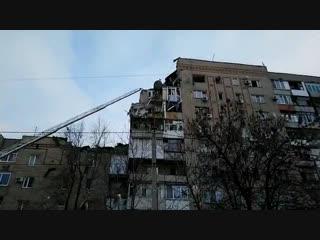 Взрыв газа в жилом доме в Ростовской области