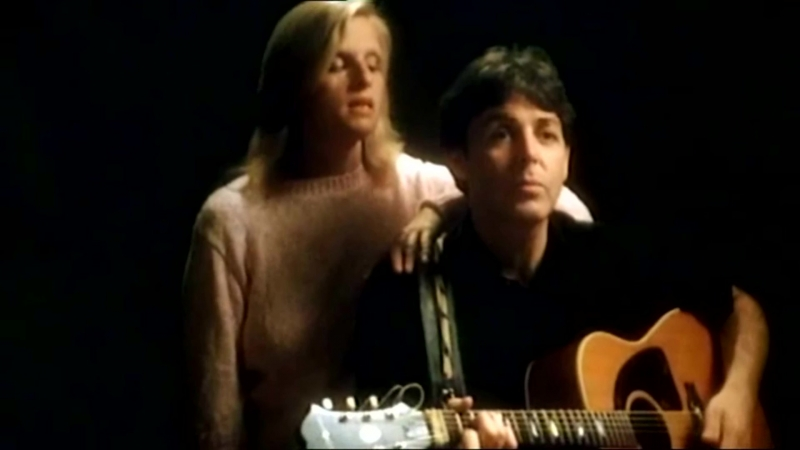 Paul McCartney – Tug Of War - 1982