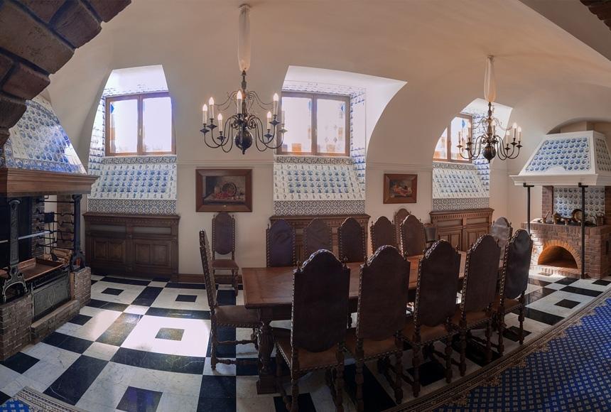 Резиденция Президента России.