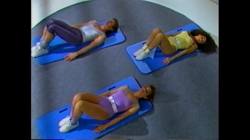 Bodyfocus 2 Stomach Thighs Buttocks аэробика, шейпинг, фитнес