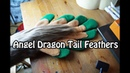 Tutorial 30 Angel Dragon Tail Feathers