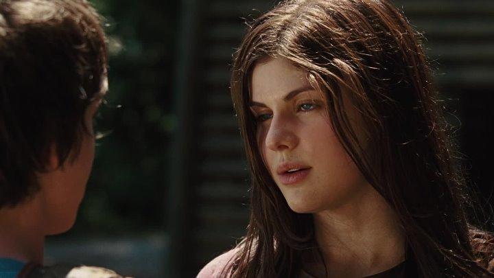 Перси Джексон и похититель молний (2010) - фэнтези, приключения