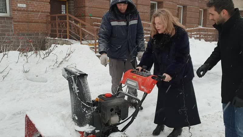 Снегоуборочные роторы