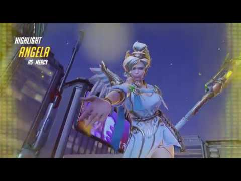 [OW] Angela's Highlight Best Rez