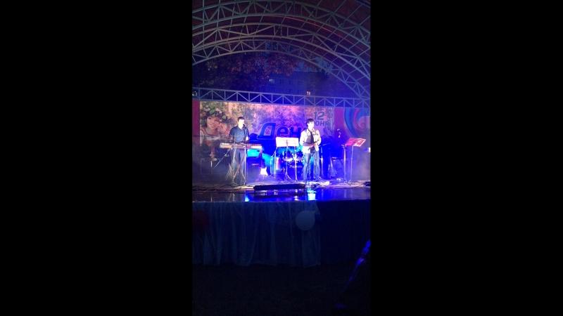 День Росси концерт д.Давыдово