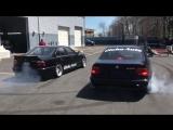 BMW с мотором от Chevrolet.