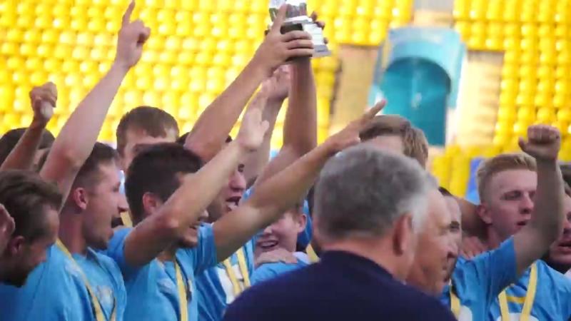 Ролик о деятельности ФК Мотор Академия