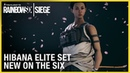 Rainbow Six Siege Hibana Elite Set New on the Six Ubisoft NA
