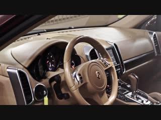 Porsche Cayenne, 2012