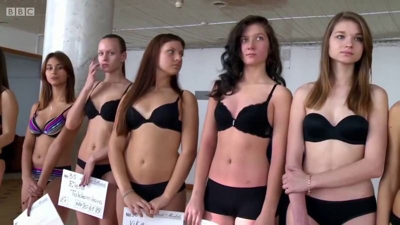 Teen Model Factory of Russia Full Documentary HD
