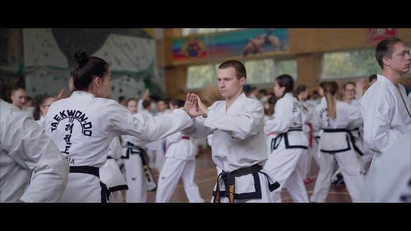 Russia Taekwon-Do seminar – Moscow 30.09-01.10.2017