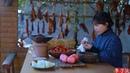 花生瓜子糖葫芦,肉干果脯雪花酥 年货小零食