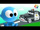 Colors For Children To Learn With Police Car Learn Colors With GooGoo Baby