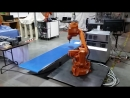 ABB IRB 2600 Robot Conveyor Tracking at House of Design Robotics