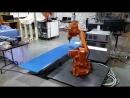 ABB IRB 2600 Robot Conveyor Tracking at House of Design Robotics