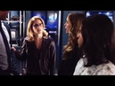 Cisco hurts Felicity's feelings talking about Barry and Iris in Elseworlds