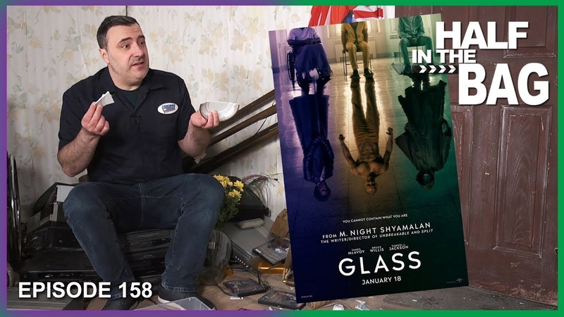 Half in the Bag Episode 158 Glass