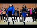 AKHIYAAN MILAOON - Chaya Kumar Shivani Bhagwan | Madhuri Dixit Bollywood Dance