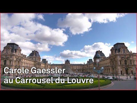 L'histoire du Carrousel du Louvre