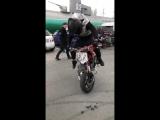 Приехали в Питер на Motul Stunt Champ
