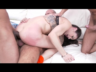 Arwen Gold no holes barred fuck session with DP, DAP, DVP  fisting ( Anal, Deep Throat, Facefucking, Sex, порно новинки 2018 )